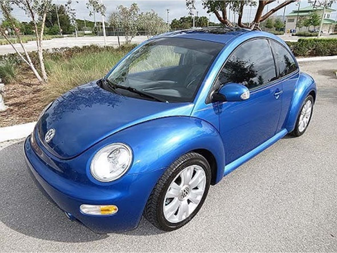 2003 Volkswagen Beetle For Sale By Owner In Pelham Al 35124