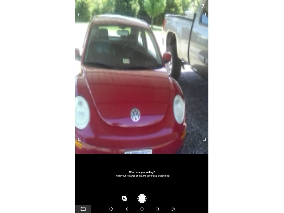2006 Volkswagen Beetle for sale by owner in Emporia