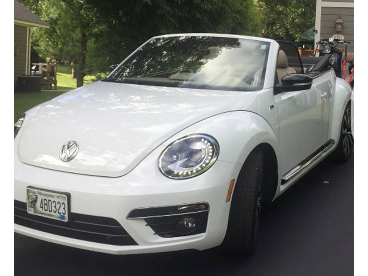 2014 Volkswagen Beetle Convertible - R-Line TURBO for sale by owner in Saint Paul