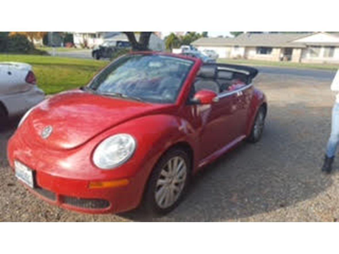2008 Volkswagen Beetle Convertible By