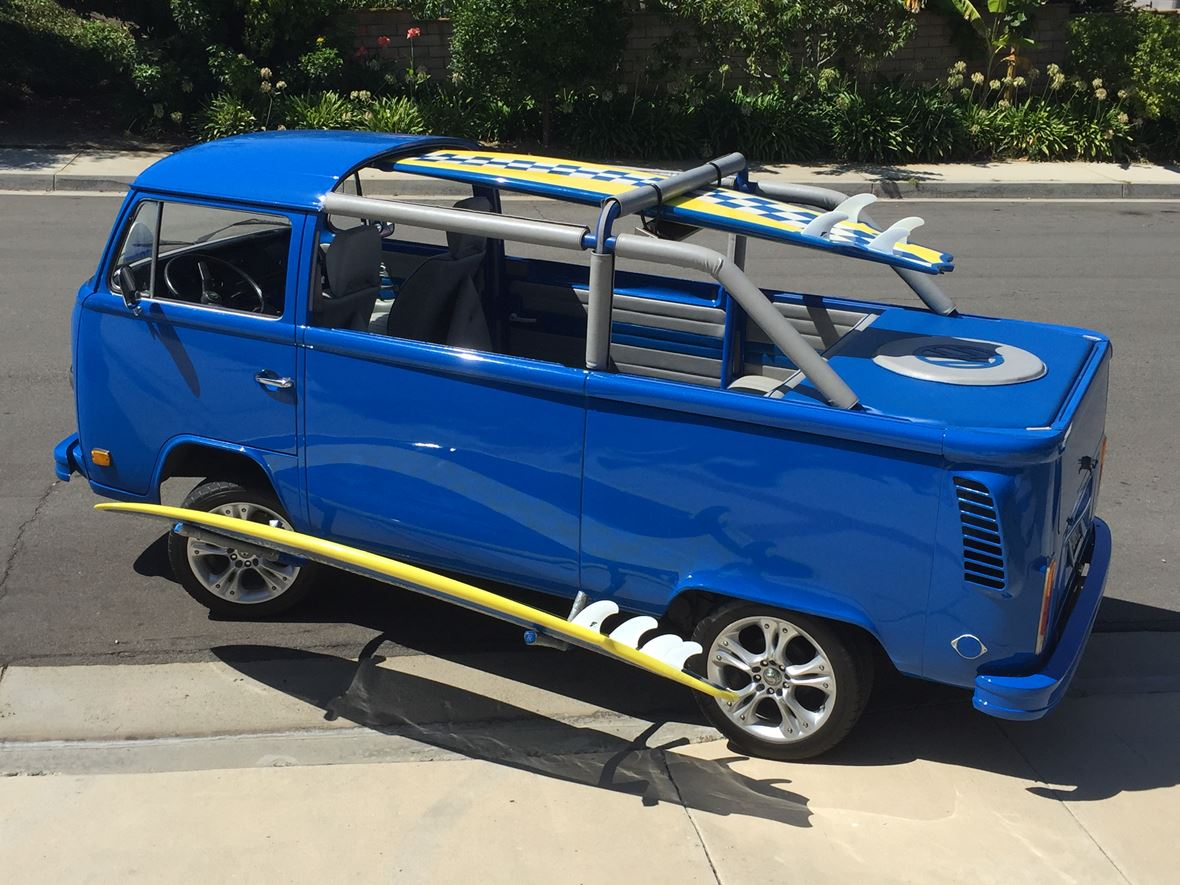 1977 Volkswagen bus for sale by owner in San Clemente