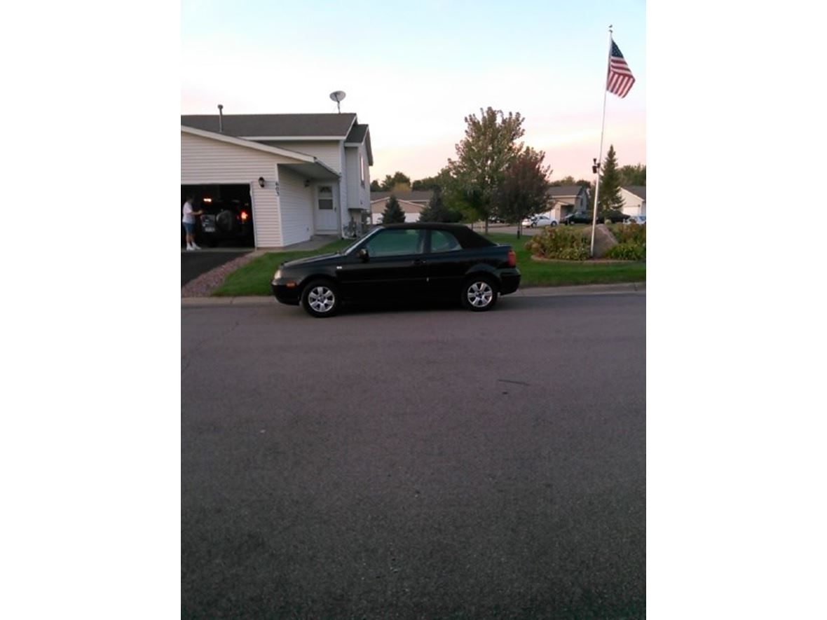 2001 Volkswagen Cabrio for sale by owner in Shakopee