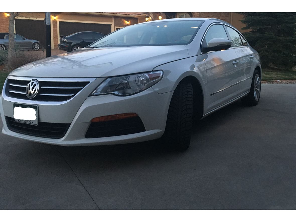 2012 Volkswagen CC for sale by owner in Arvada