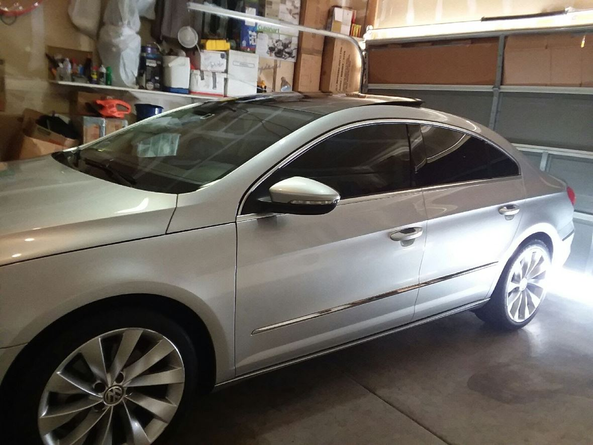 2010 Volkswagen CC LUXURY  for sale by owner in Albuquerque