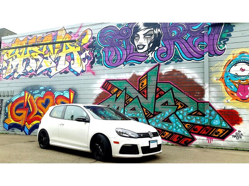 2012 Volkswagen Golf R for sale by owner in Minneapolis