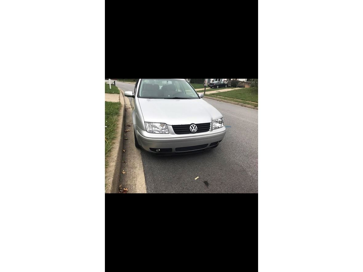 2001 Volkswagen Jetta for sale by owner in Hanover
