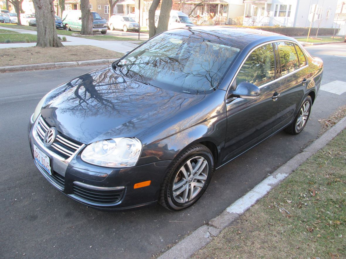 2007 volkswagen jetta for sale by owner in chicago il 60618. Black Bedroom Furniture Sets. Home Design Ideas