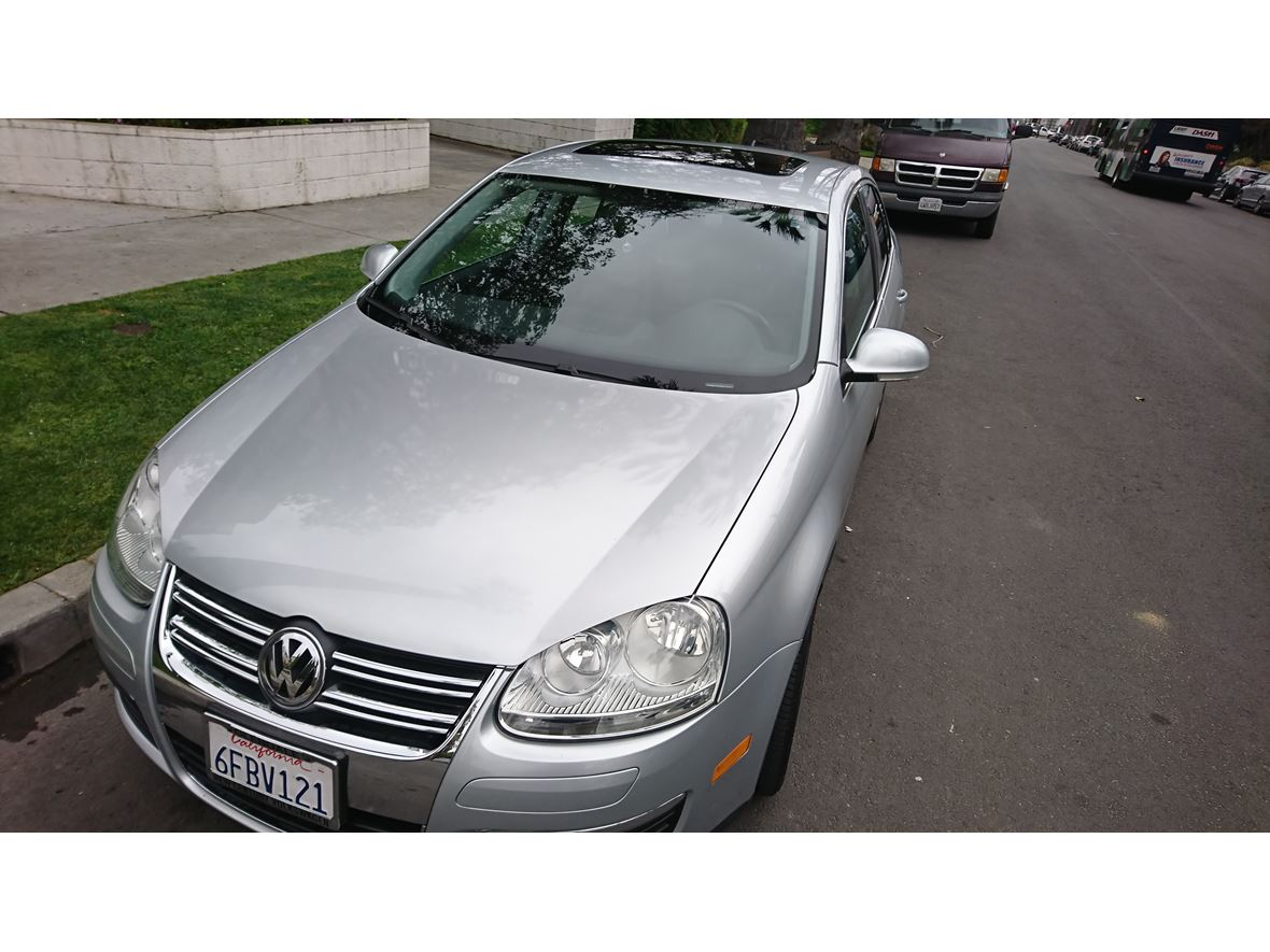 2008 Volkswagen Jetta for sale by owner in Los Angeles