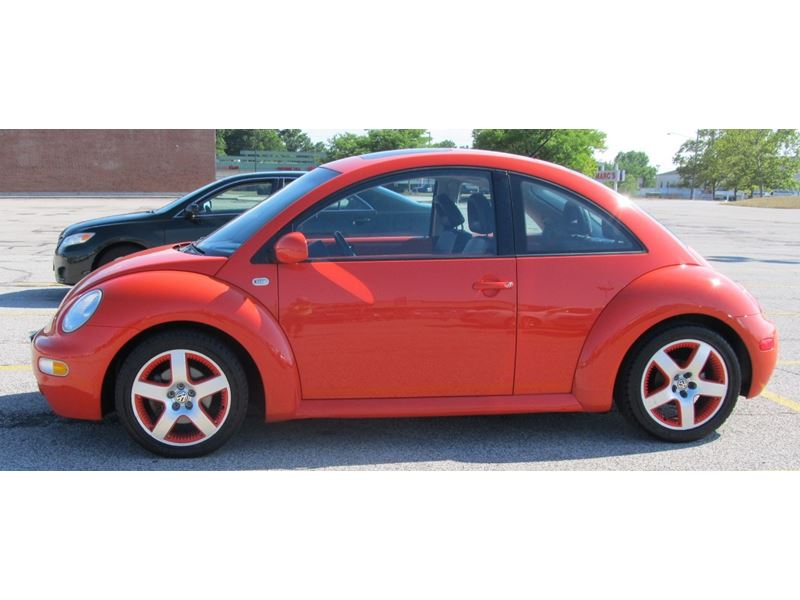 2002 Volkswagen New Beetle Sale By Owner In Cleveland Oh