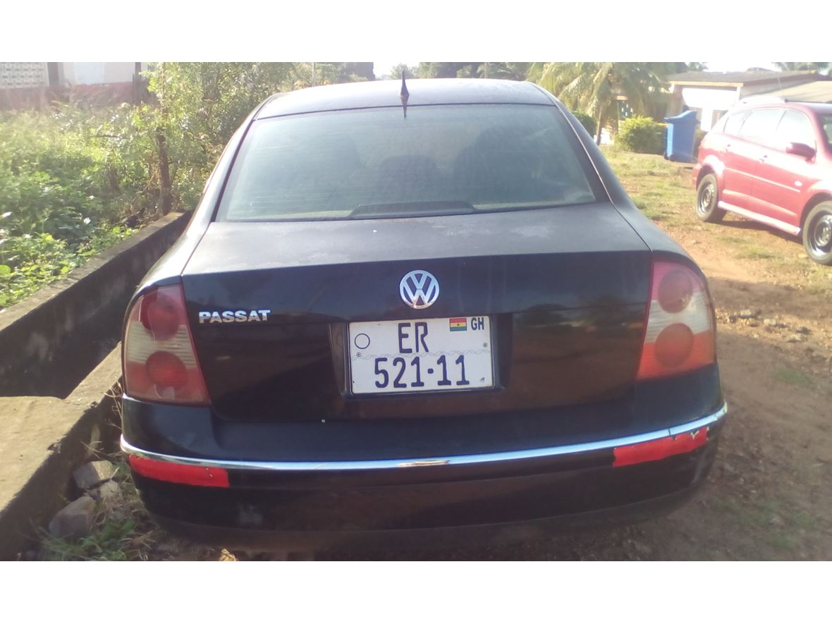 2003 Volkswagen Passat for sale by owner in Voltaire
