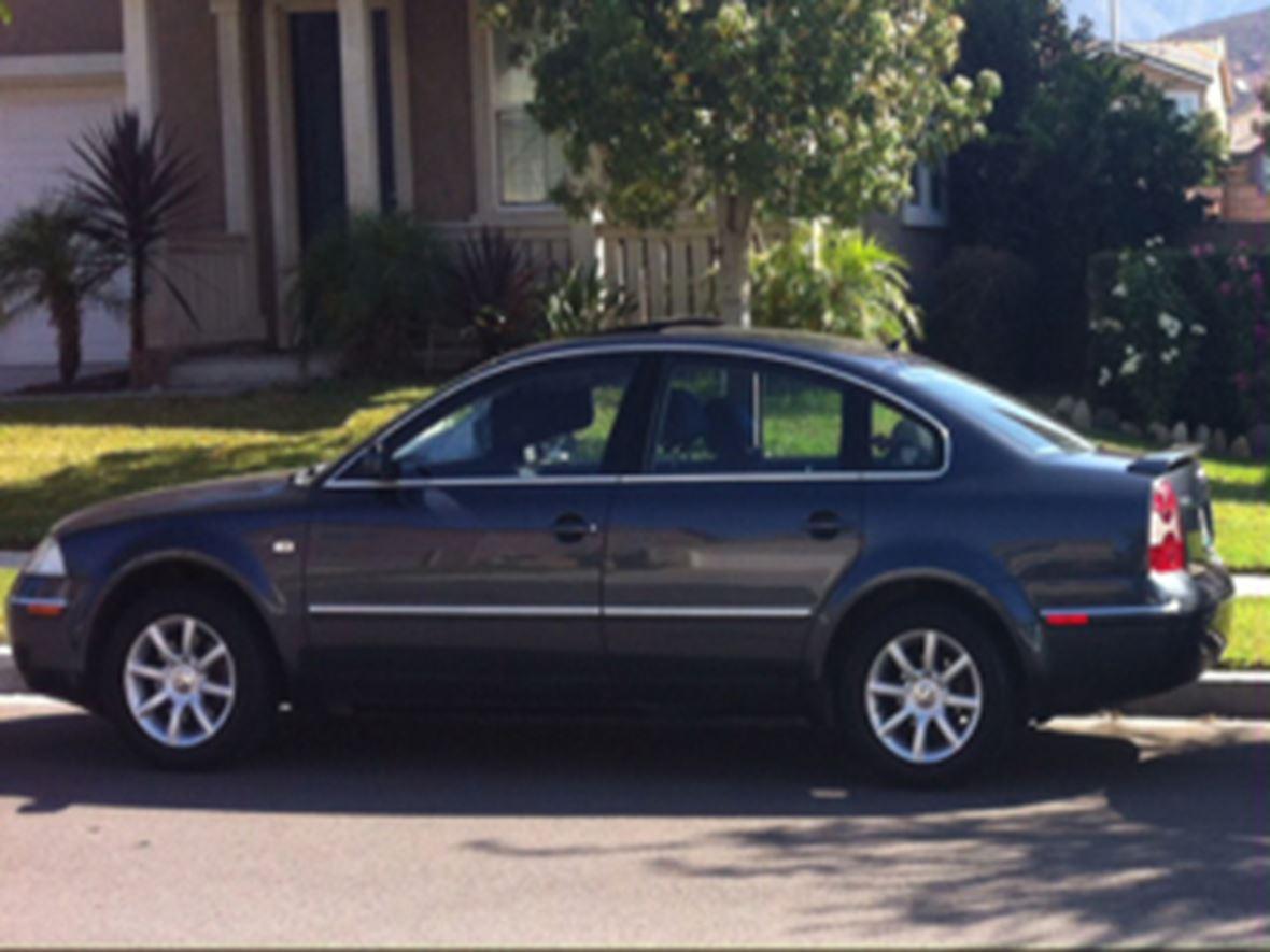 Volkswagen San Bernardino >> 2004 Volkswagen Passat For Sale By Owner In San Bernardino Ca 92423 4 100