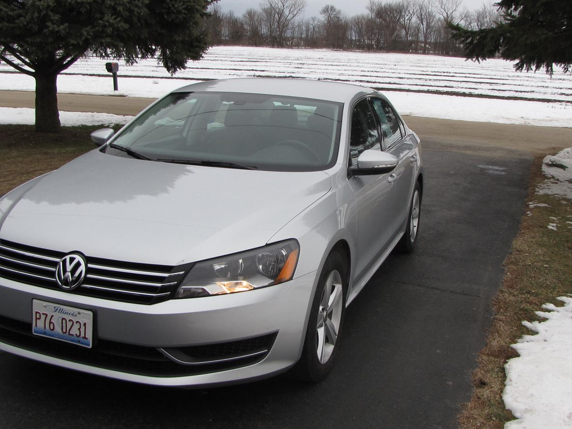 2012 Volkswagen Passat for sale by owner in Fulton