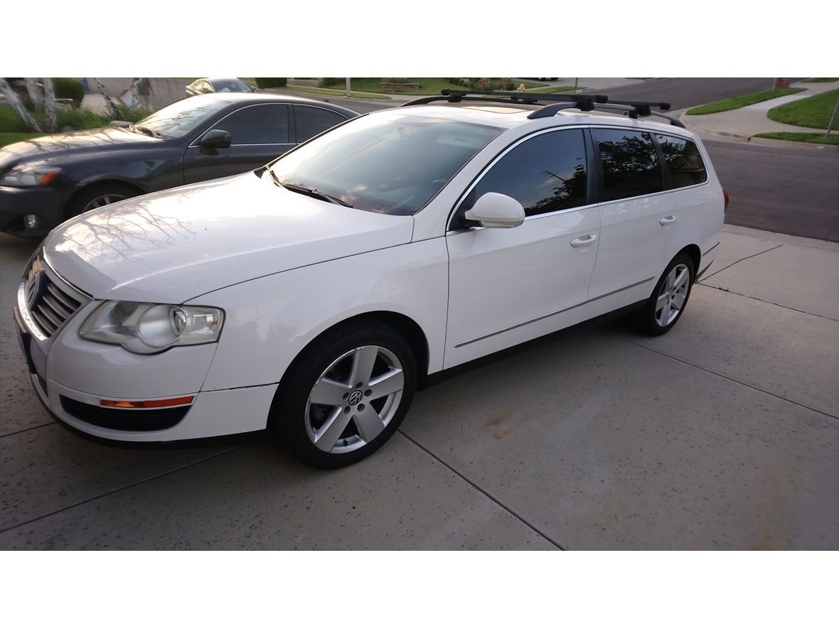 2008 Volkswagen Passat Komfort Wagon for sale by owner in Simi Valley