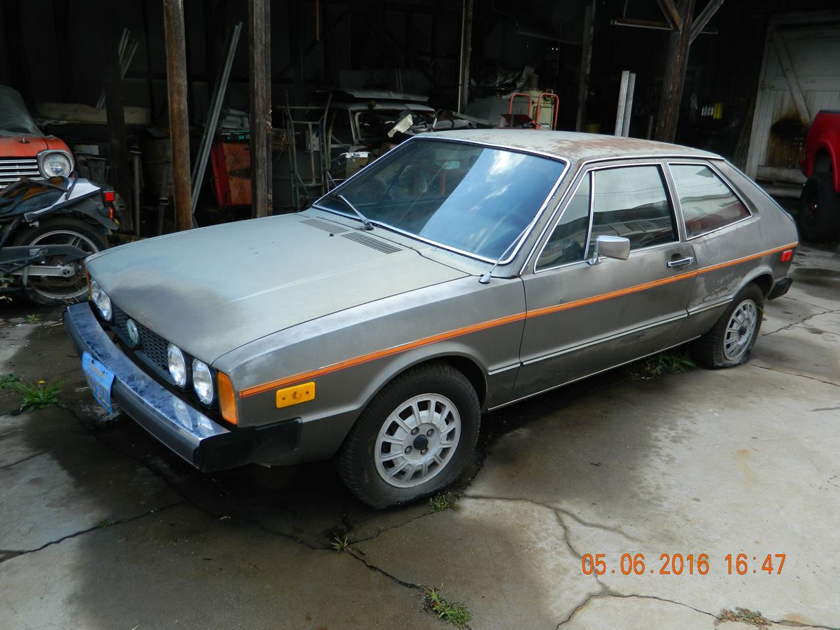 1977 Volkswagen Scirocco for sale by owner in Gardena