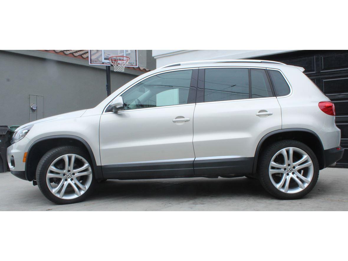 2012 Volkswagen Tiguan Sale By Owner In Huntington Beach Ca 92648