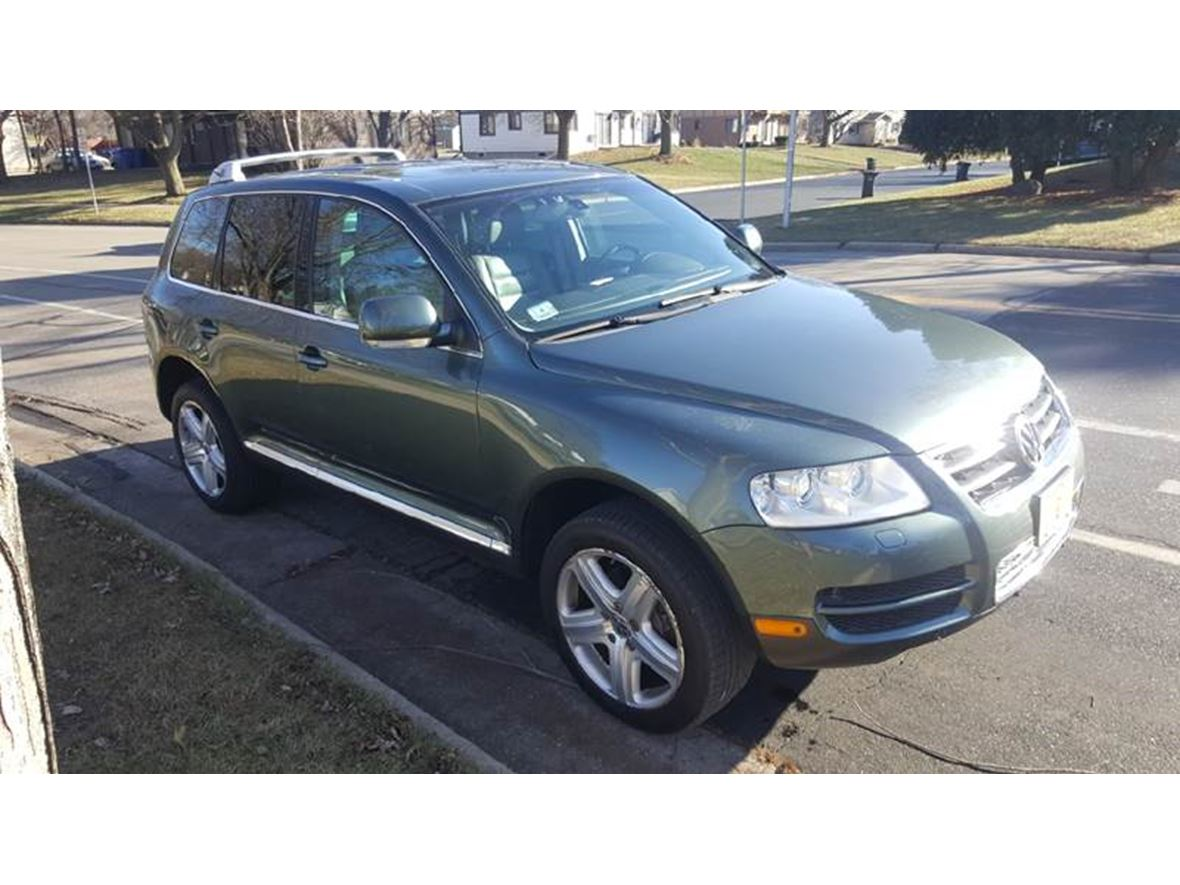 2004 Volkswagen Touareg For Sale By Owner In Madison Wi 53714