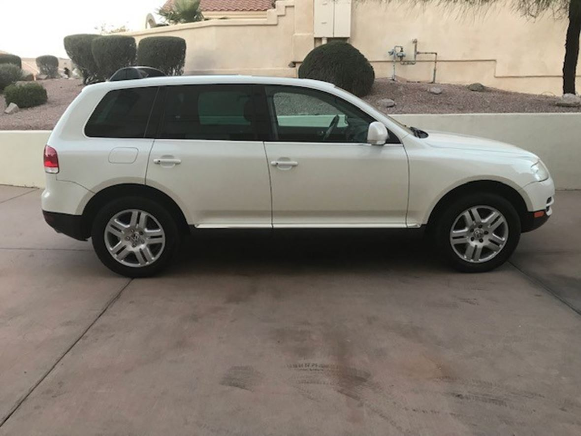 2004 Volkswagen Touareg for sale by owner in Mesa
