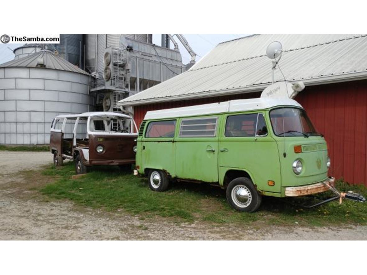 1978 Volkswagen Westfalia for sale by owner in Louisville