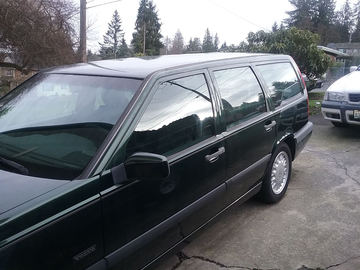 1997 Volvo 850 for sale by owner in Seattle
