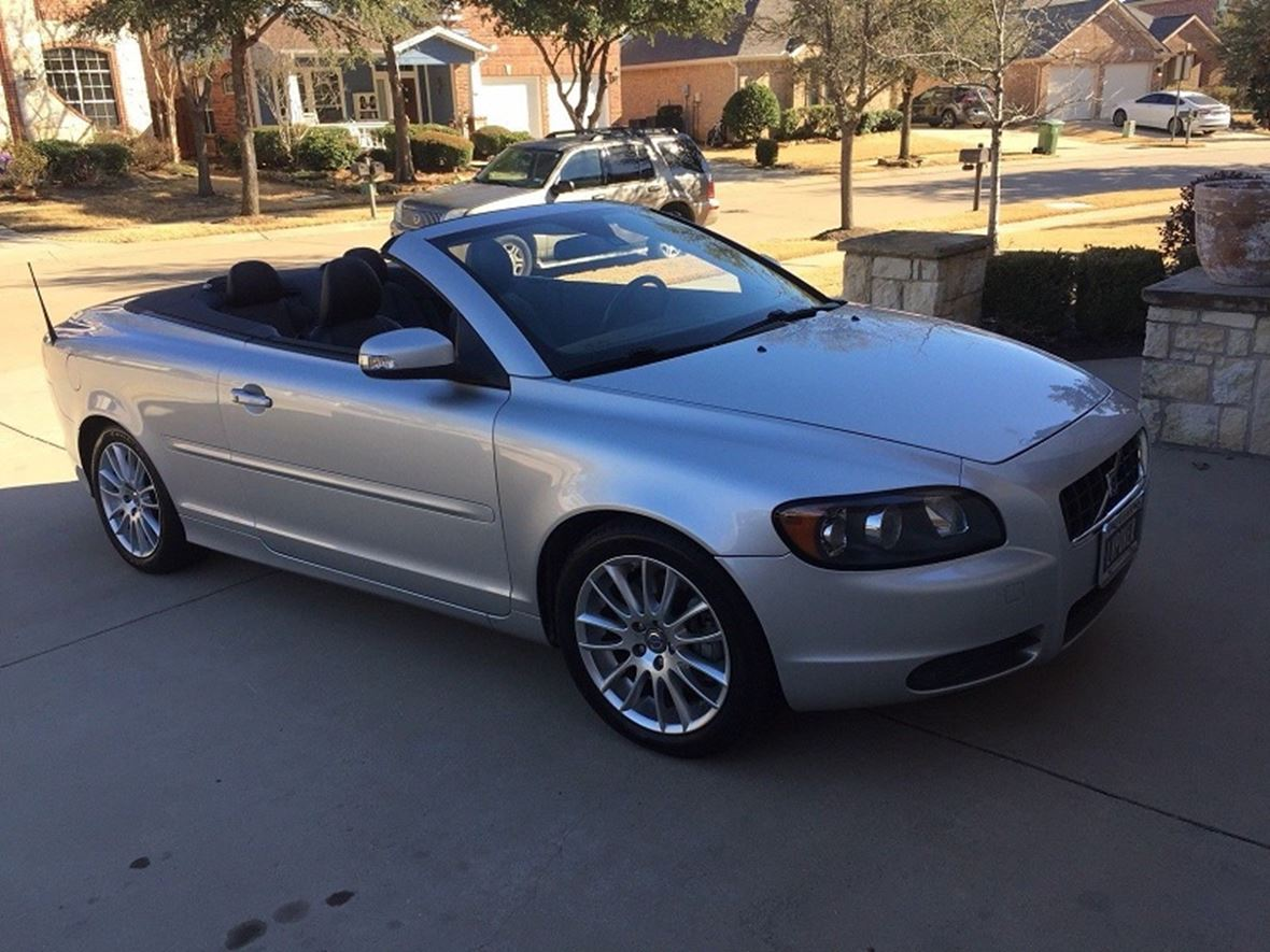 2009 volvo c70 for sale by owner in austin tx 78757. Black Bedroom Furniture Sets. Home Design Ideas