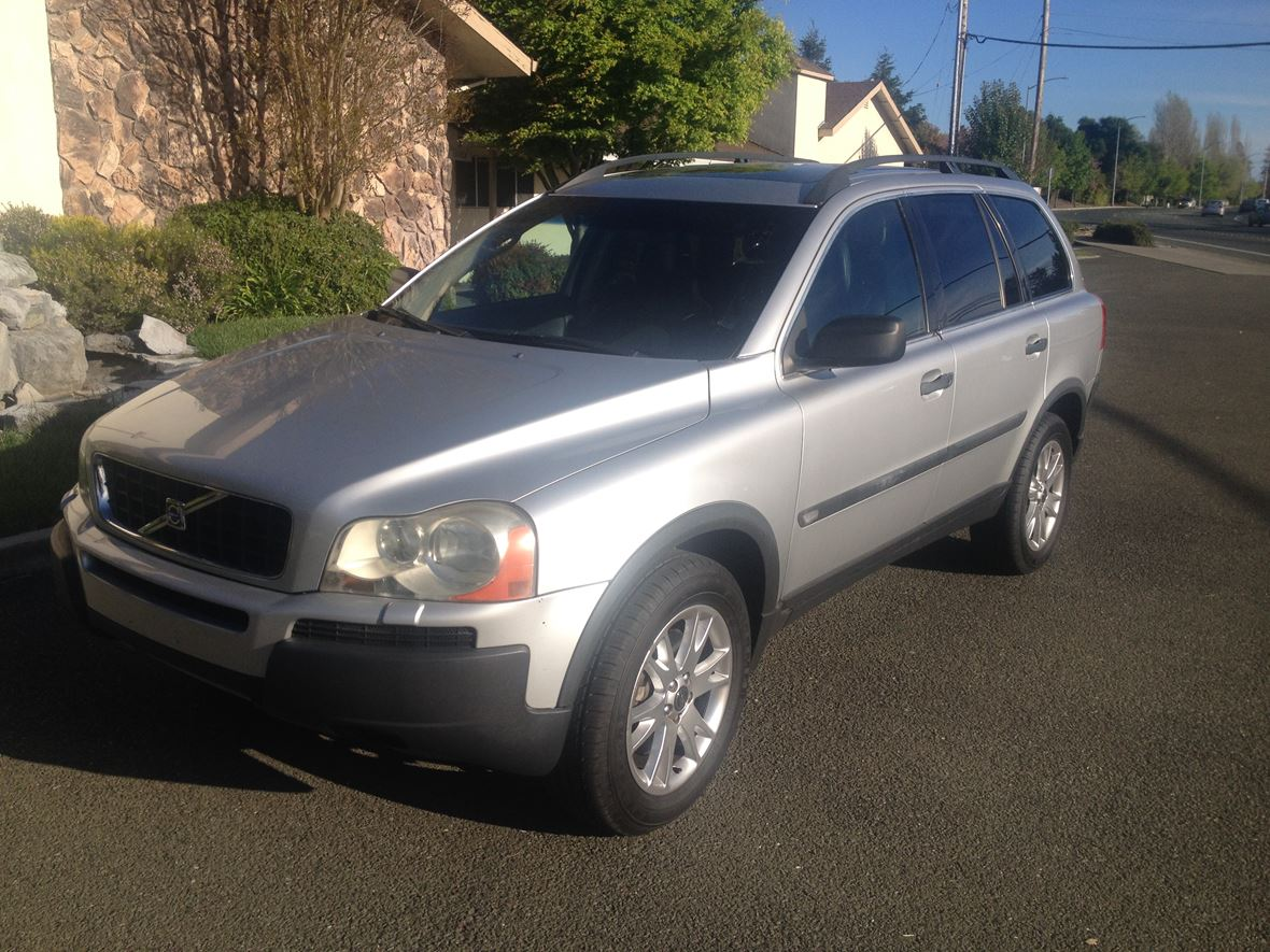 2005 volvo xc90 for sale by owner in santa rosa ca 95401. Black Bedroom Furniture Sets. Home Design Ideas