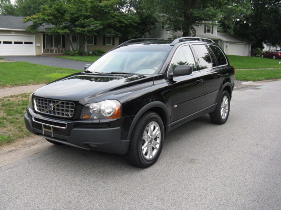 2006 volvo xc90 for sale by owner in rochester ny 14608. Black Bedroom Furniture Sets. Home Design Ideas