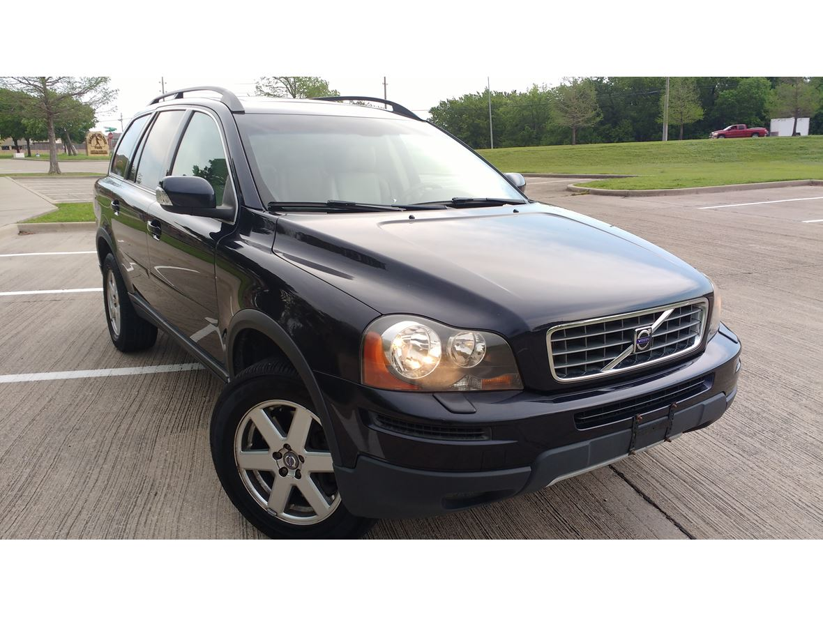 2007 volvo xc90 for sale by owner in mesquite tx 75181. Black Bedroom Furniture Sets. Home Design Ideas